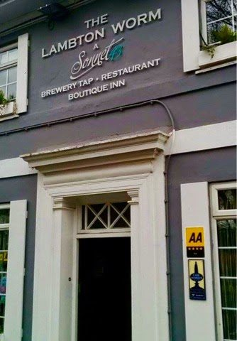 Review – The Lambton Worm, Birtley