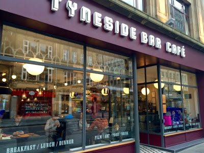 Mother's Day Afternoon Tea, Tyneside Bar Café