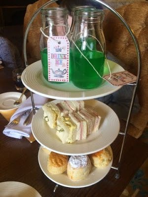 Mad Hatter's Tea Party – Wynyard Hall