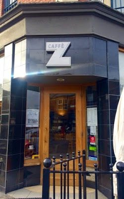 Caffe Zonzo, Newcastle