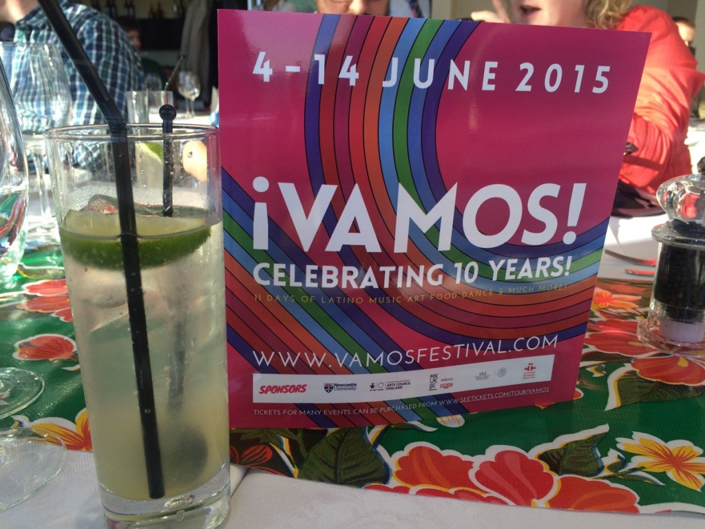 Vamos! Festival 2015 – Chocolate Noche at The Chefs' Academy