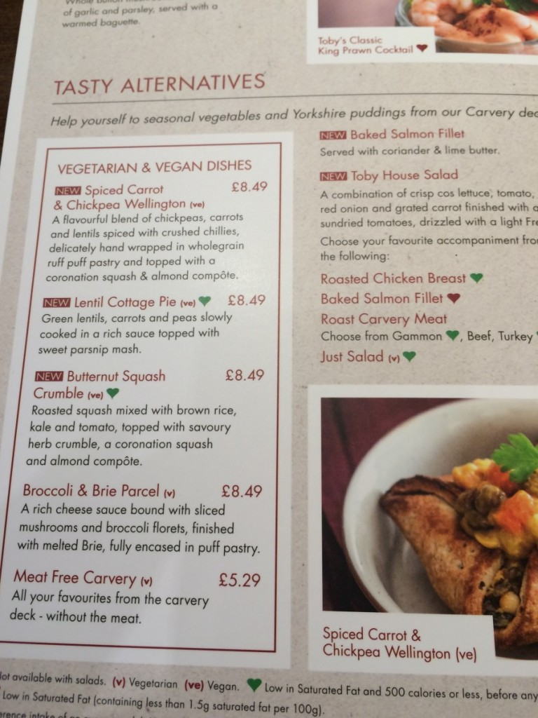 Toby Carvery, MetrOasis - Canny Food