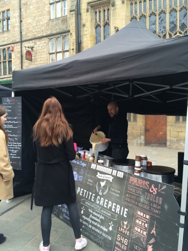 The Durham Street Food Project