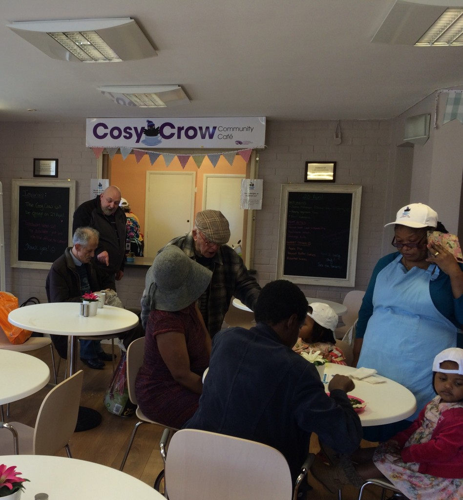 Cosy Crow & Fare Share North East