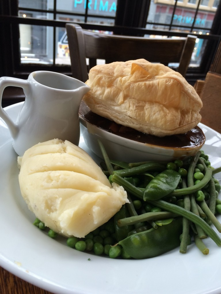 National Vegetarian Week – City Tavern, Newcastle