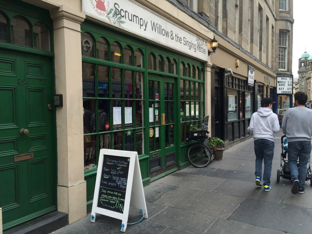 Scrumpy Willow, Newcastle (Now Sweet Memories at Study Cafe)