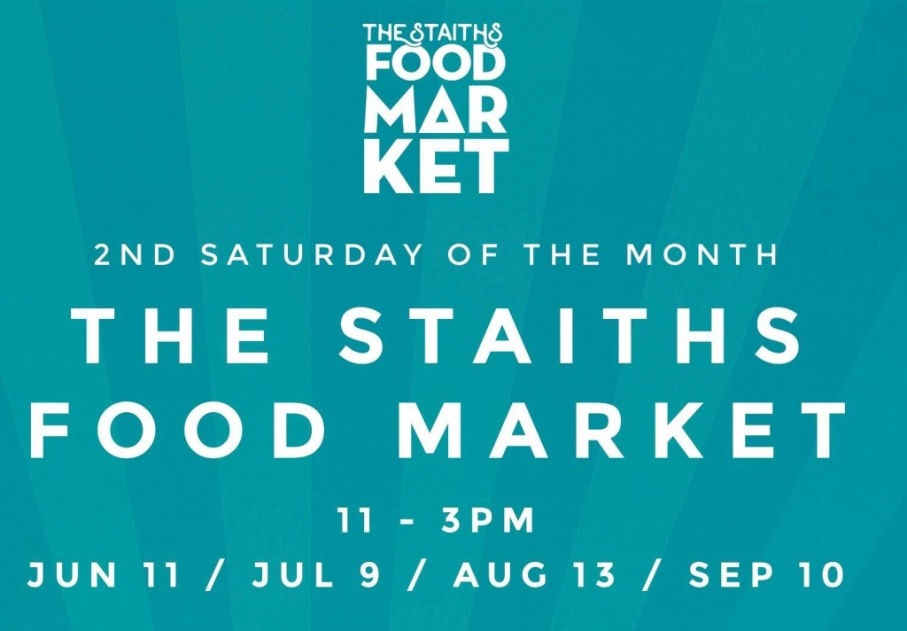 The Staiths Food Market, Gateshead
