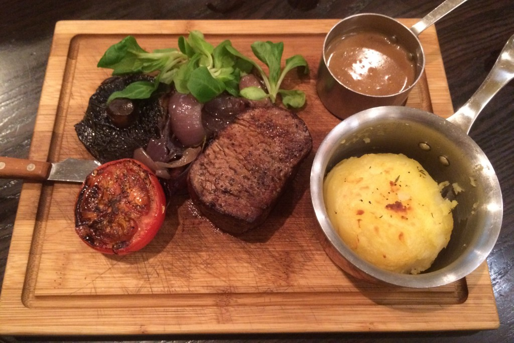 Family Dining at The Rib Room, Ramside Hall
