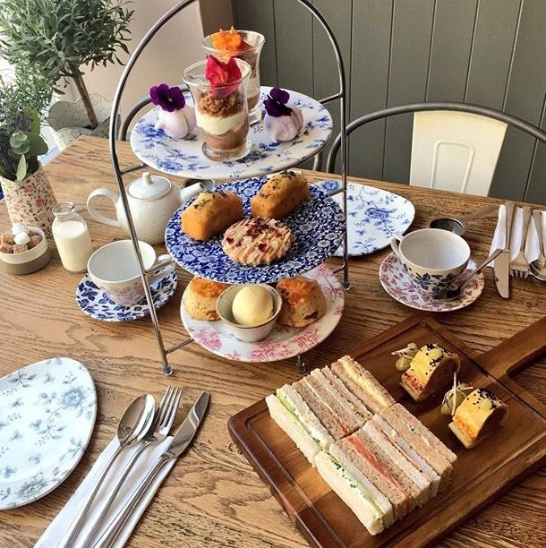 Top 10 Afternoon Teas in the North East