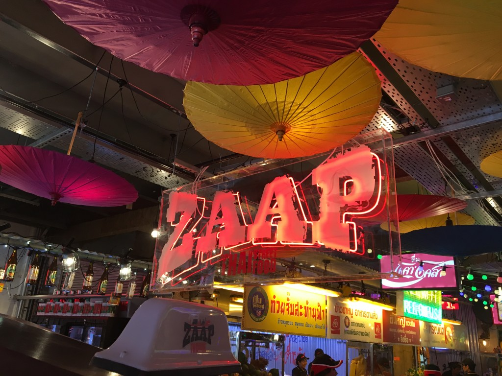 Zaap Newcastle – New Restaurant Opens at The Gate