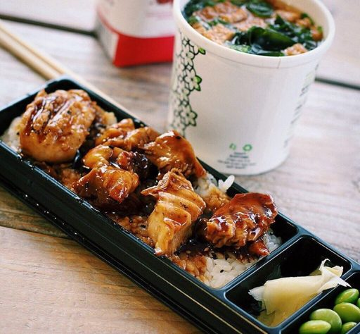 Photo Credit: Nudo Sushi Box Instagram
