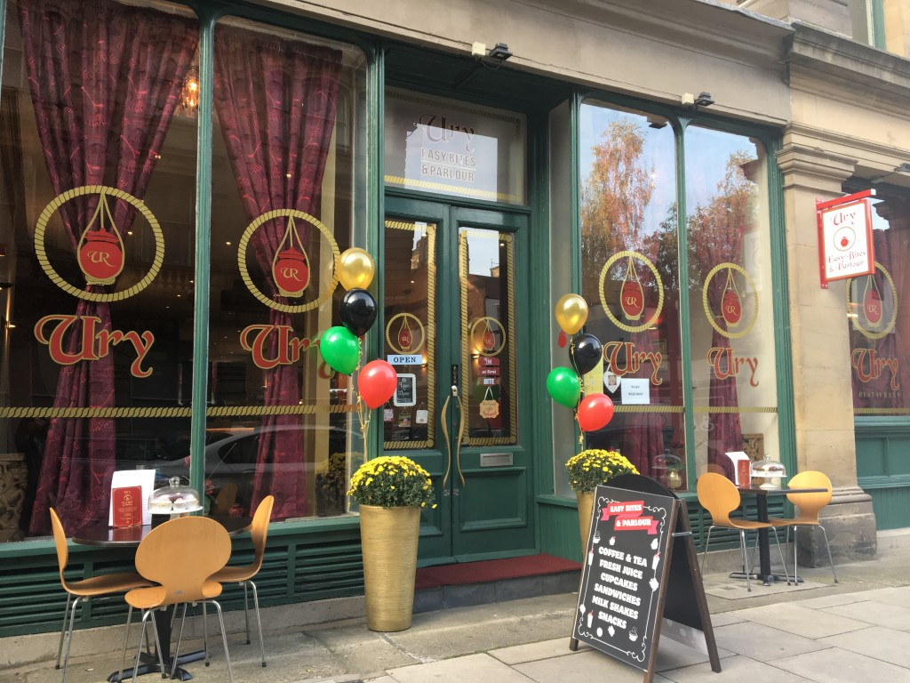 Ury Easy Bites and Parlour – Opening Day*