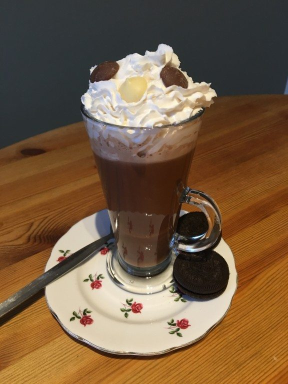 Festive Recipes – Dairy-free Hot Chocolate