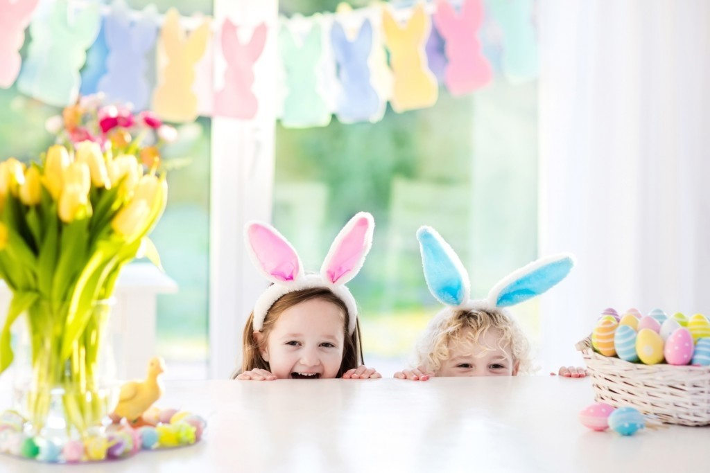 Family Friendly Ideas for Easter Nibbles