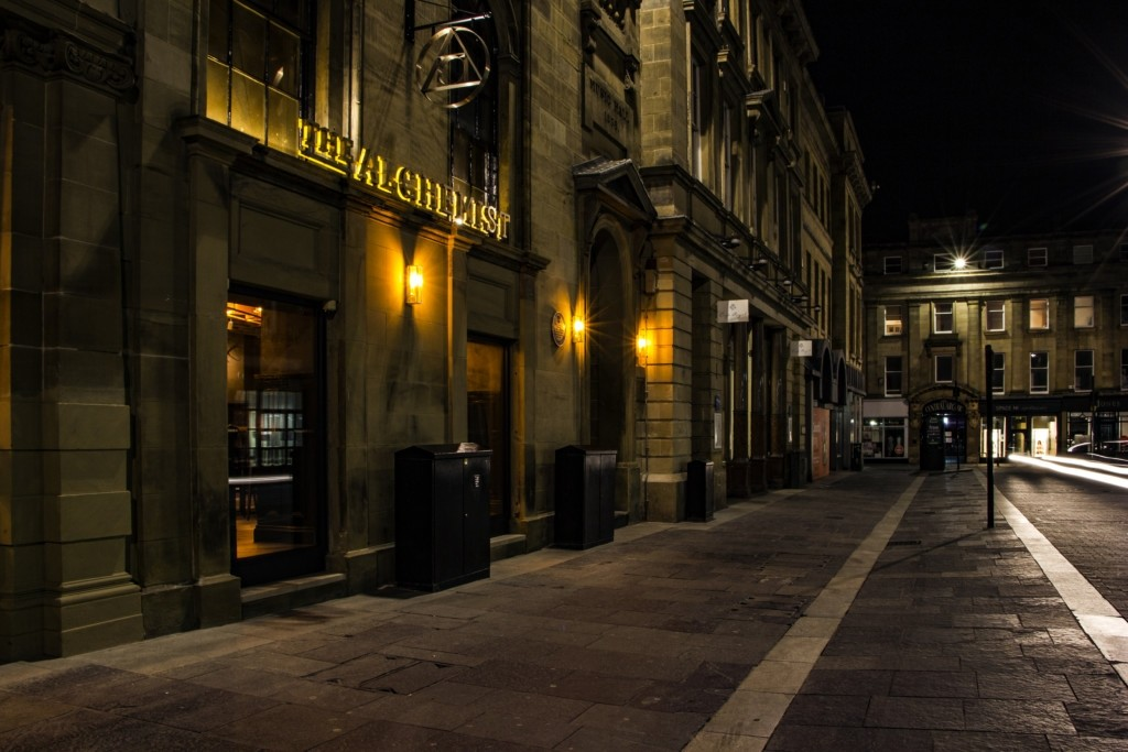 The Alchemist Opens in Newcastle*