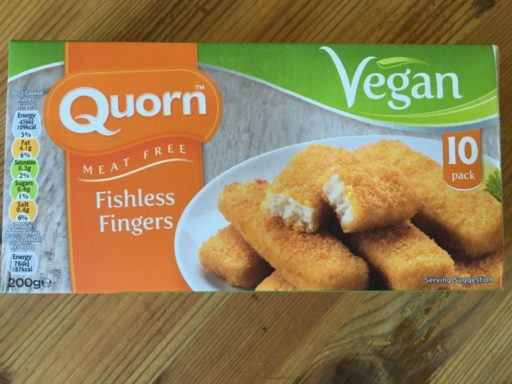 New vegan supermarket finds canny food for Can vegetarians eat fish
