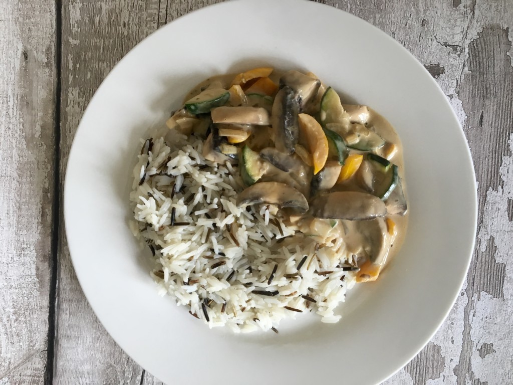 Vegan Vegetable Stroganoff Recipe – Brazilian Favourites