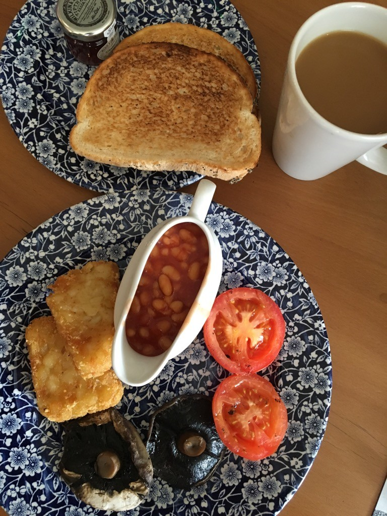 Vegan Breakfast Options at Wetherspoons