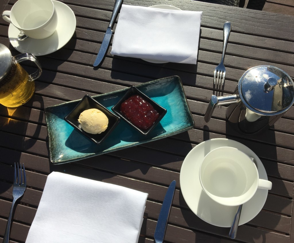 Seaham Hall Afternoon Tea