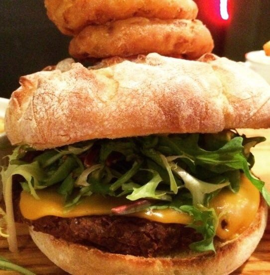 The Best Veggie Burgers in the North East