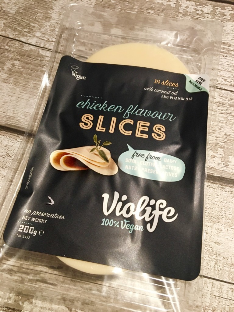 Violife Chicken Slices – Review