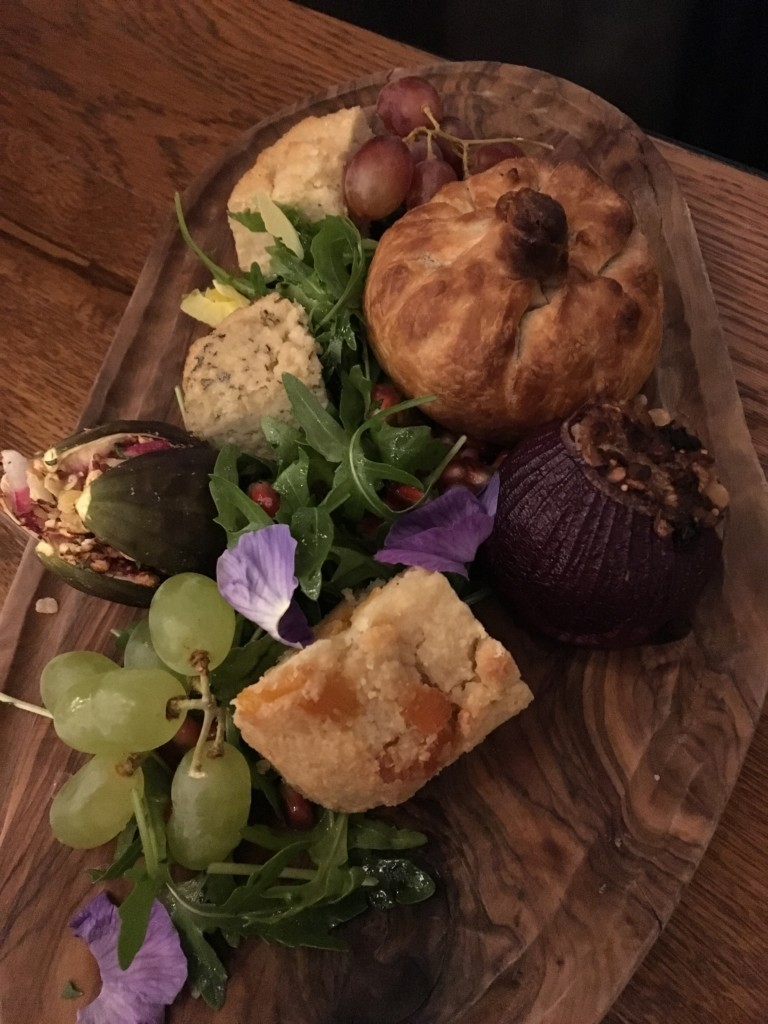 The Herb Garden at the Harbour – Evening Meal