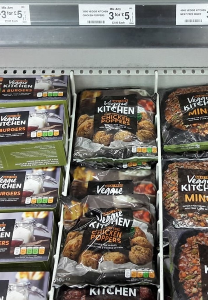 Farmfoods Veggie Kitchen Range – Update
