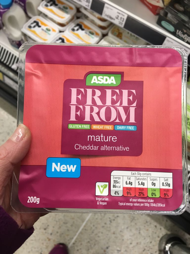 Asda Vegan Free From Range