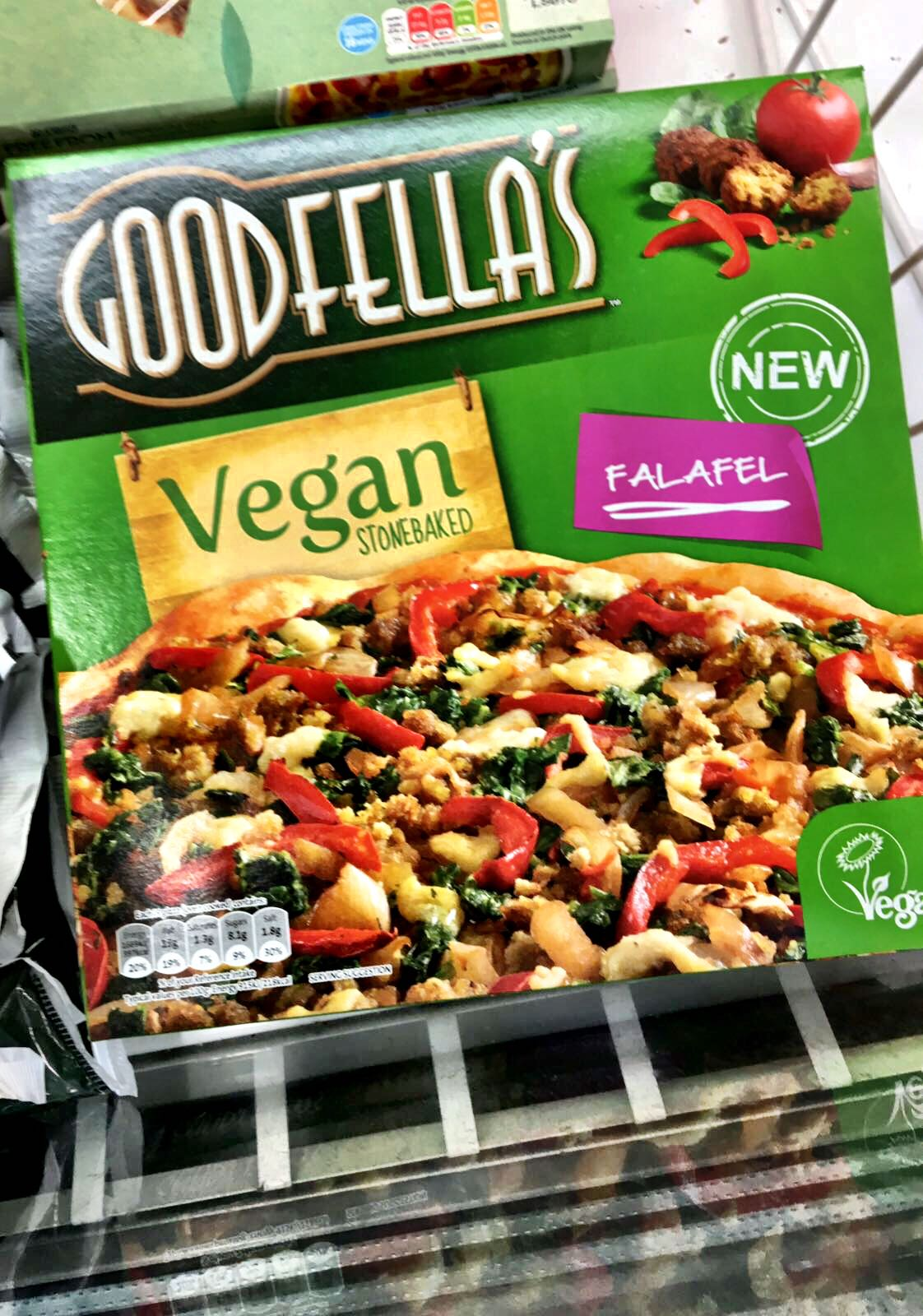 Goodfella's Vegan Pizza – Review