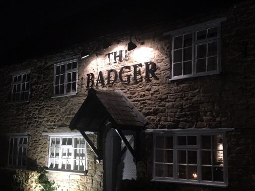 The Badger, Ponteland
