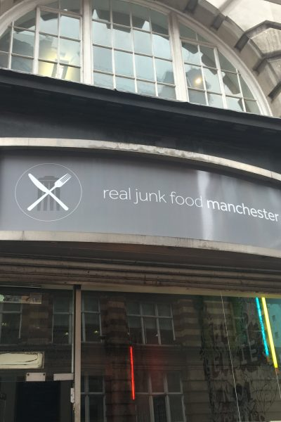 Real Junk Food – Manchester