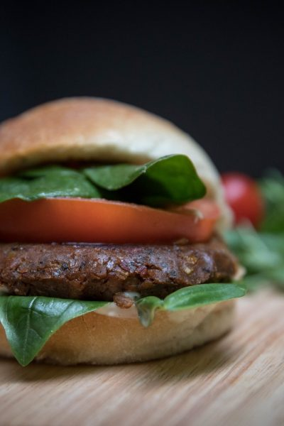 Top 5 Vegan Burgers