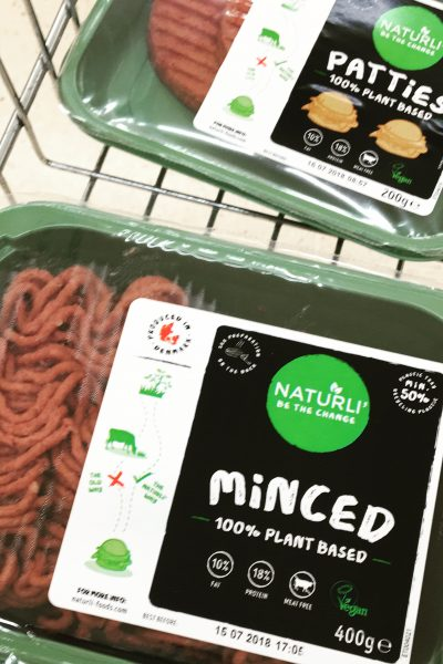 Naturli arrives at Sainsbury's