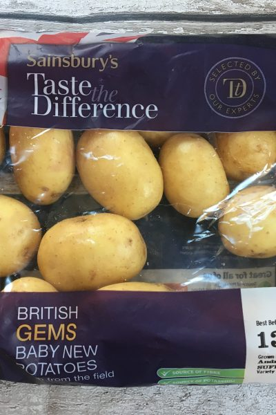 Sainsbury's British Gems – A Versatile Ingredient*