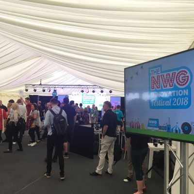 Northumbrian Water Group Innovation Festival