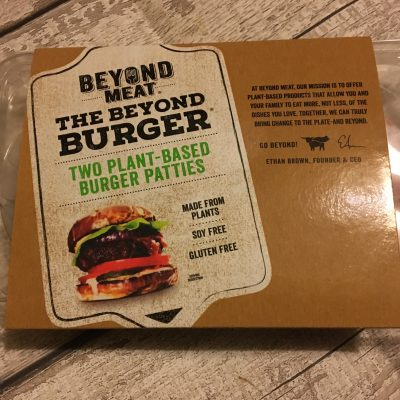 Beyond Meat arrives in Tesco