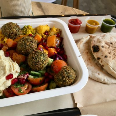 Papa Ganoush Opens in Jesmond