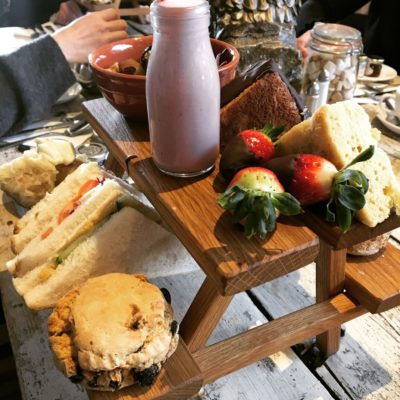 Vegan Afternoon Tea at South Causey Inn – Update